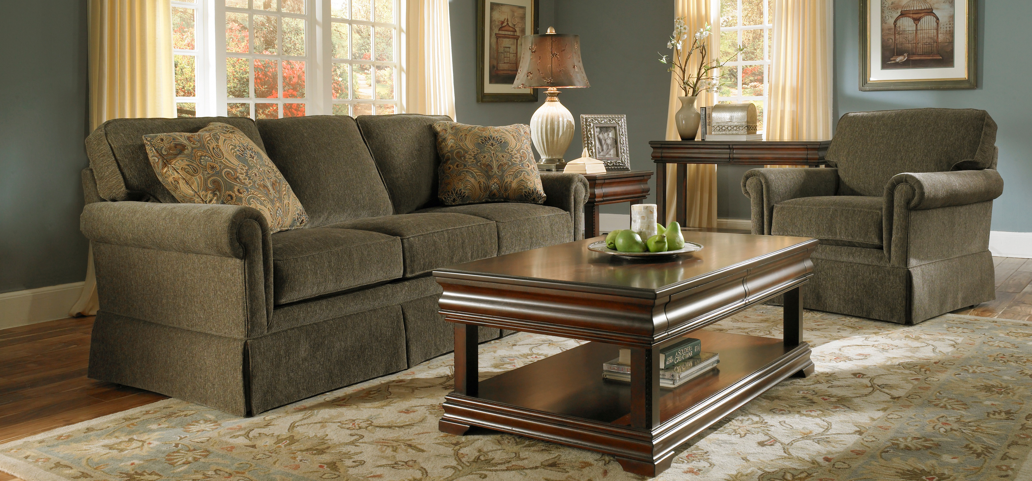 broyhillaudreybanner jordan furniture. Black Bedroom Furniture Sets. Home Design Ideas