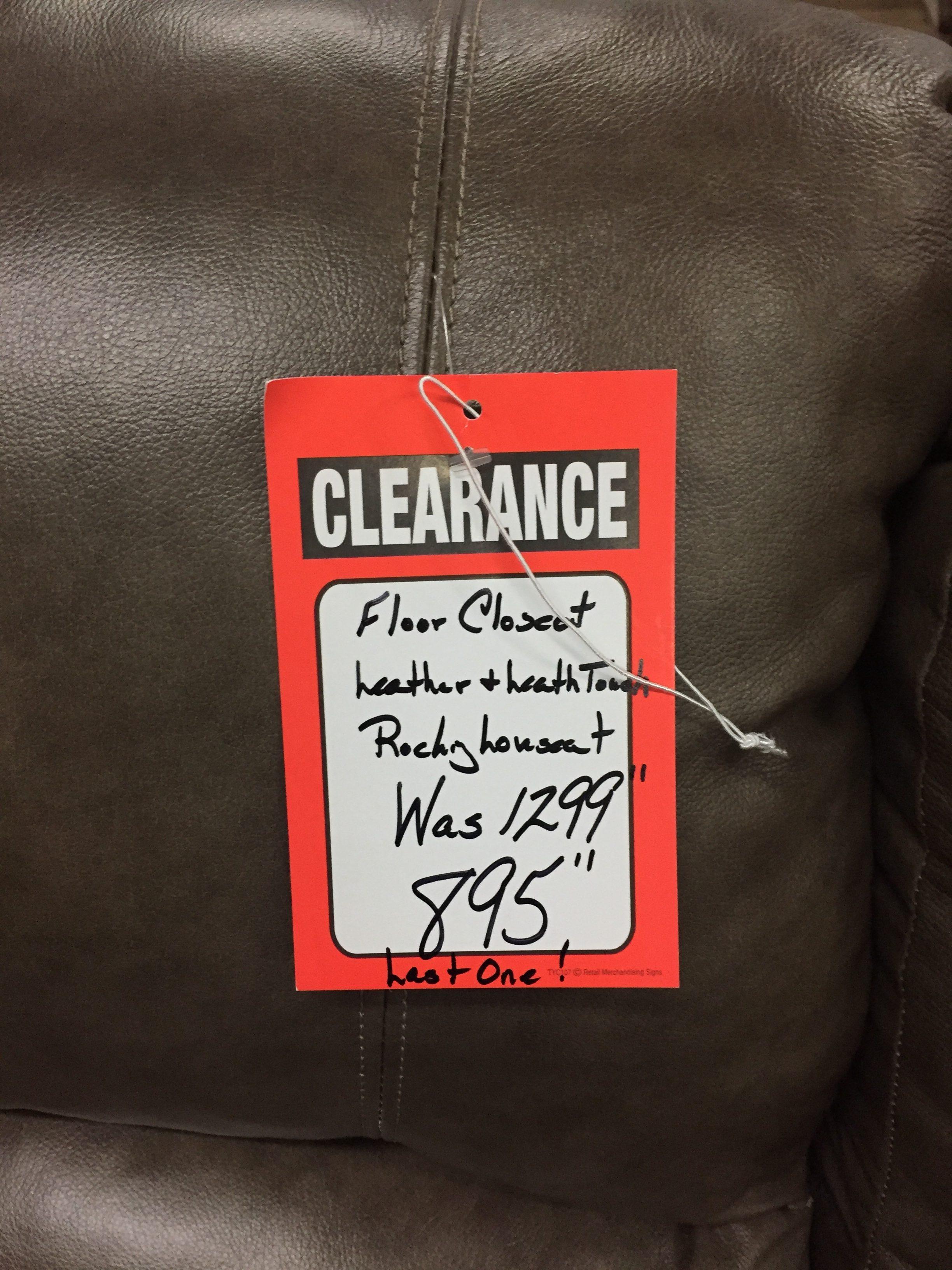 Clearance Jordan Furniture