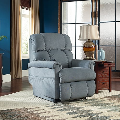la z boy recliners jordan furniture. Black Bedroom Furniture Sets. Home Design Ideas