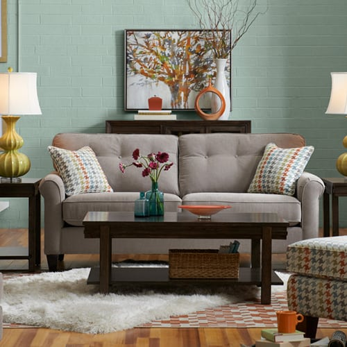 La Z Boy Stationary Jordan Furniture