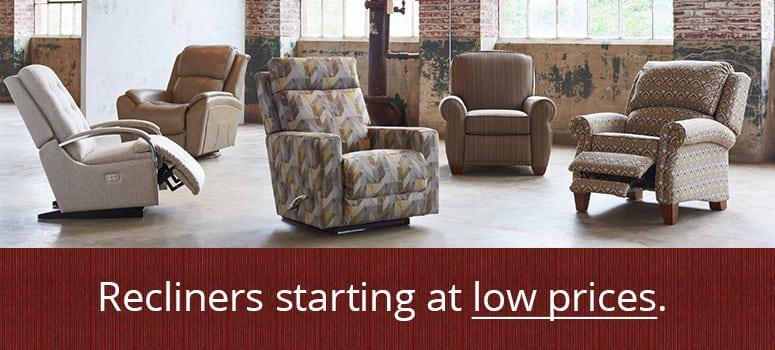 Tremendous La Z Boy Recliners Jordan Furniture Ncnpc Chair Design For Home Ncnpcorg