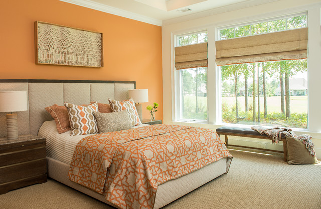 bold bedroom color